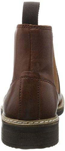 Clarks Herren Blackford Superiore Chelsea Boots Braun (lea Tan Britannico)