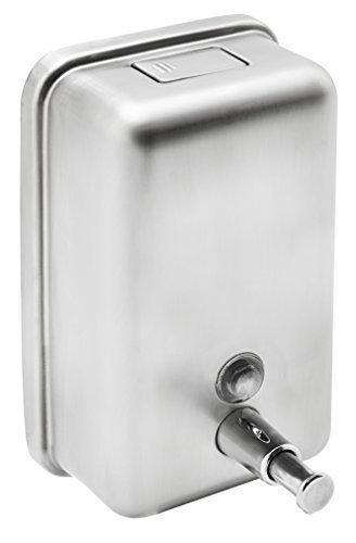 NOVA SARP espuma de pared dispensador de acero inoxidable