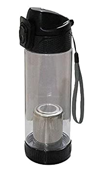 Dynore Stainless Steel Tea Infuser, 600ml, Silver (DS_553) Glassware & Drinkware at amazon