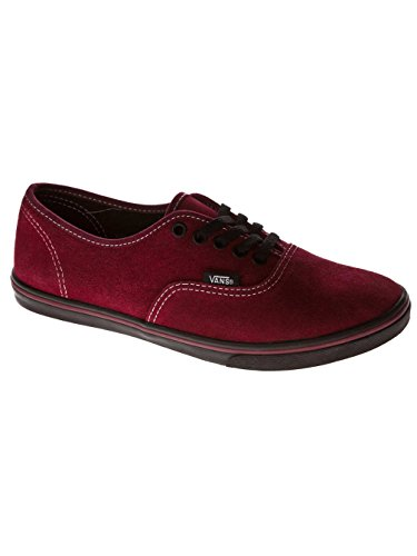 Vans Authentic lo pro QES6E9, Baskets Mode Femme
