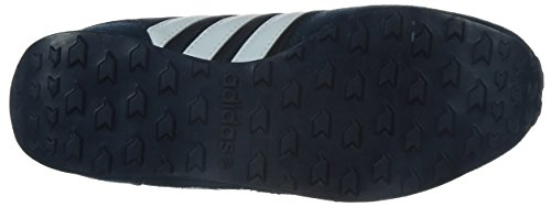 adidas Damen City Racer Sportschuhe Blu (Blu Marino/Bianco/Rossa)