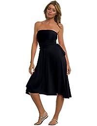 Elan International Ladies 8-Way Convertible Dress/Skirt