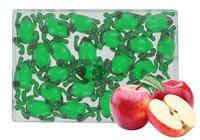 Box of 24 oil bath beads - frog shaped - fragrance apple S&B SB110BTE24GRENOUILVRT
