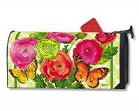 MailWraps Ranunculus Mailbox Cover #02763