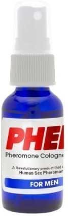PherX Pheromone Cologne for Men, 1 oz (30ml)