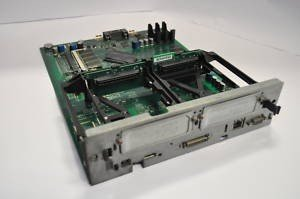 HP Formatter Board Q5979-60004 W/Ethernet, USB ,Serial PortsFor HP 4700n, 4700dn, 4700dtn
