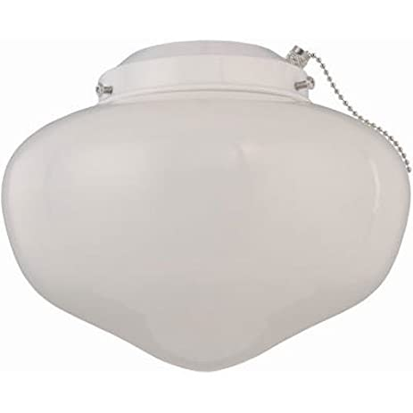 7783800 schoolhouse glass indooroutdoor 4 inch fitter ceiling fan 7783800 schoolhouse glass indooroutdoor 4 inch fitter ceiling fan light kit white mozeypictures Images