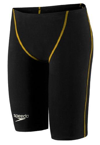 Speedo LZR Pro Jammer Male Black//Gold 32