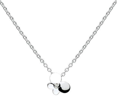 Kit Heath - D9K0HP - Collier Femme - Argent 925/1000 2.5 Gr - Diamant