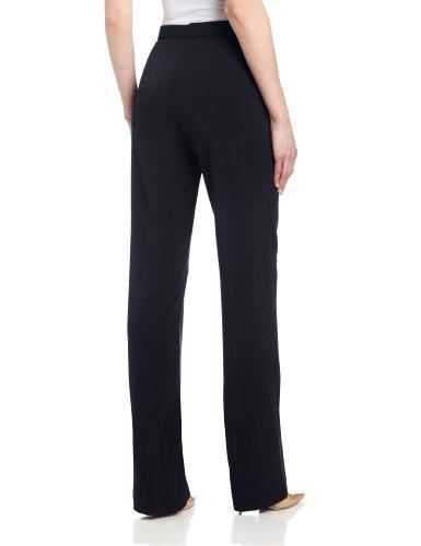 Sag Harbor Women's Slimming-Panel Pant