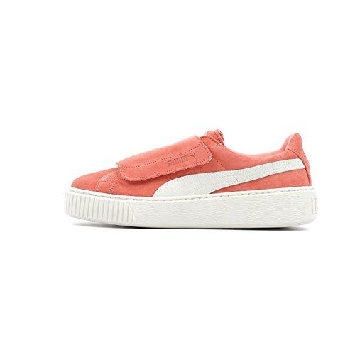 Puma Wn's Rosa 365224 40 Sneakers Strap Bianco Platform Rosa 01 BBpxcq6wHr