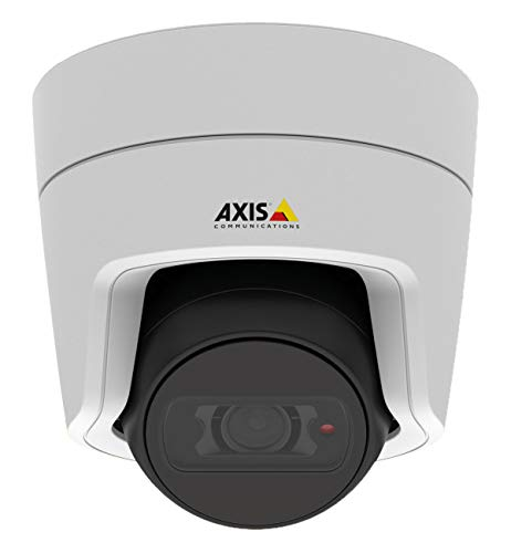 Axis Video Surveillance (Axis Communications 0867-001 M3105-L - Network Surveillance Camera - Color (Day & Night) - 2.8Mm Lens - 1920 X 1080, Black/White)
