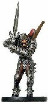 Adventurer # 12 D /& D Minis Regdar Giants of Legend