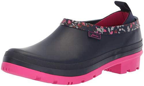 Joules Navy Boot Rain Pop Ditsy French Squirrel ons Women's arwapqSC4
