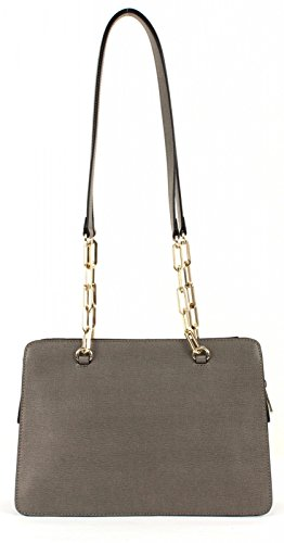 LA MARTINA New Rodriquez Shoulder Bag Grey/Black