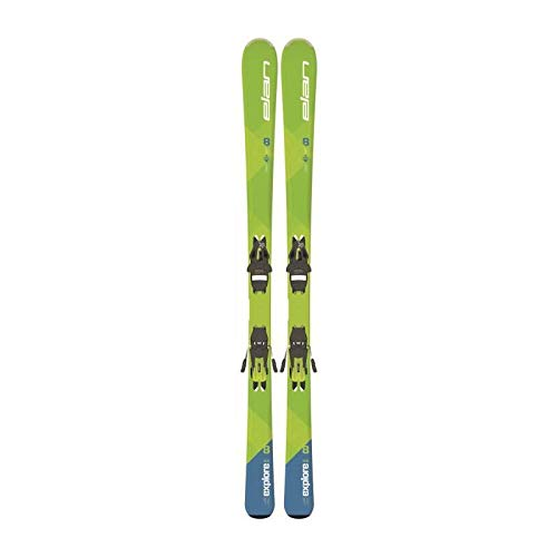 Elan Ski Explore 8 PS EL 10.0 Shift Herren Grün/Blau 168 cm