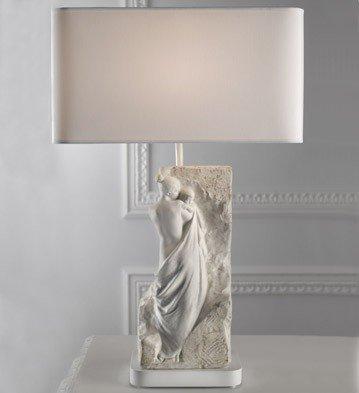 Lladro Motherhood Mural Lamp