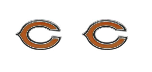 NFL Chicago Bears Team Post Earrings