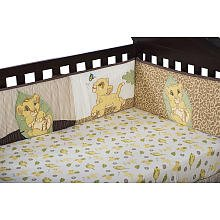 Disney Lion King Fitted Sheet (Disney Store Lion King)