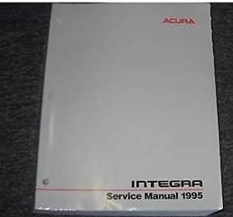 1995 acura integra service repair shop manual oem 95 acura amazon rh amazon com