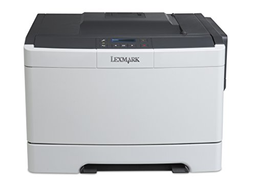 Lexmark 28CC050 CS317dn Color Laser Printer, Network Ready, Duplex Printing and Professional Features