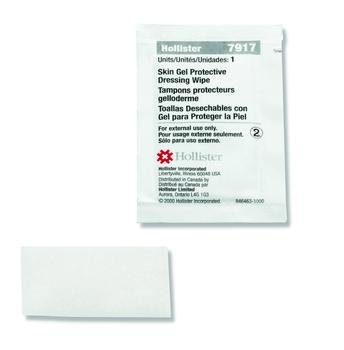 (507917 - Hollister Inc Skin Gel Protective Dressing Wipe)