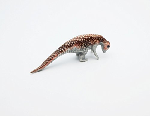 Costume For Dogs Hyena (Miniature Lampwork Dinosaur)