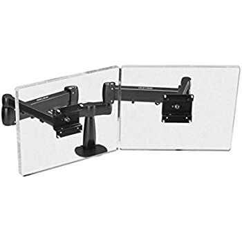 uplift desk dual monitor arm