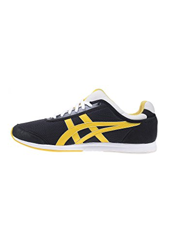 clearance view Asics Golden Spark Running Shoes Canvas Trainers Sneakers Sport Pumps In Black Black free shipping discount cheap sale manchester great sale official for sale outlet shop offer UkS1qkwB