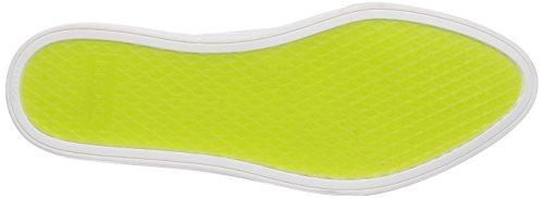 828 BX Bronx Sneakers basses Blanc Weiß White04 femme q18SFw8