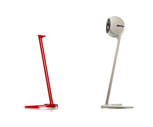 Edifier USA SS01C-White Luna Eclipse Speaker Stands