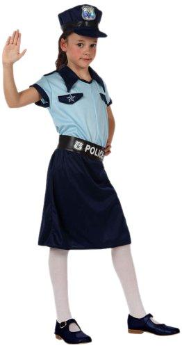 Atosa-10948 Disfraz Policía, color celeste, 5 A 6 Años (10948 ...