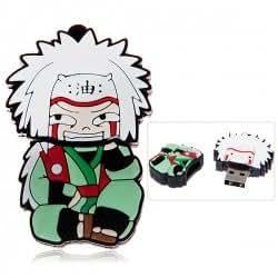 Naruto Ninja Jiraiya : USB 32 GB Flash Drive Memory - 1Pcs (From Naruto Asia Fan Clubs) LIMITED!!!!