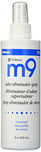 Hollister m9 Odor Eliminator Spray - Unscented - 8 oz