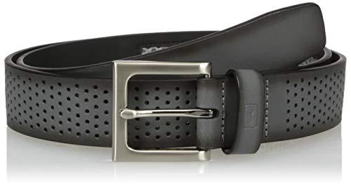 PGA TOUR Breathable Men's Belt, Grey, 40