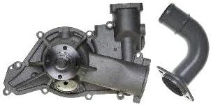 Amazon Com Gates 43546 Water Pump For Ford 7 3l Diesel Automotive