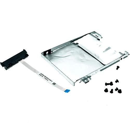 New HDD Caddy Bracket Tray with SATA Hard Drive Connector & Cable for Lenovo IdeaPad Y700 Y700-15 Y700-17 Y700-15ISK Y700-15ACZ