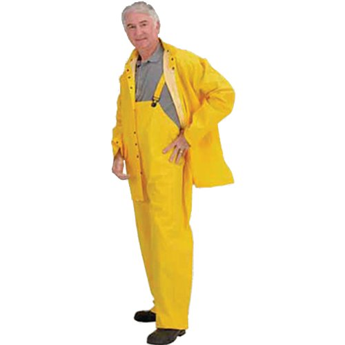 Yellow Rainsuit - 5