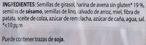 Sigdal Bakeri, Crispbread SIN GLUTEN de Avena - 7 de 190 gr. (Total 1330 gr.): Amazon.es: Alimentación y bebidas
