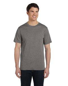 Canvas 3413 Unisex Triblend Short-Sleeve T-Shirt, Grey, Extra Large