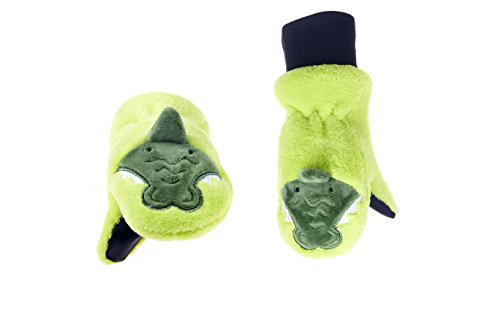 - FlapJackKids - Kids' Winter Mitts - Alligator Toddler/Youth