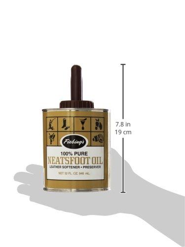 Fiebing's 100% Pure Neatsfoot Oil 3