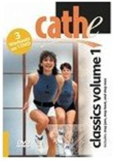 Cathe Friedrich's The Classics Vol 1 (three workouts on one disc)