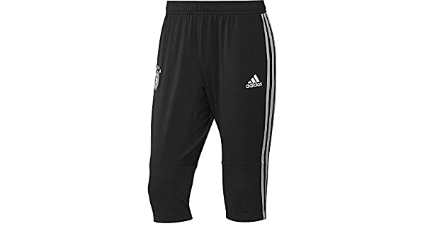 ac7c2dfad Amazon.com: 2018-2019 Germany Adidas 3/4 Length Training Pants (Black):  Clothing