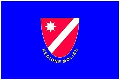 Bandera Molise de tela náutico 70 x 100 – al Production: Amazon.es: Jardín