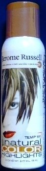 jerome russell Temporary Natural Color Highlights, Coffee Brown, 3.5 Ounce -