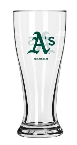 Pilsner Shot Glass (Oakland Athletics Mini Pilsner Shot Glass)
