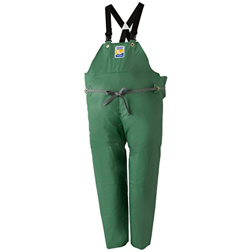 ロゴス(LOGOS) 産業用レインウェア マリンエクセル 胸当付ズボン膝当て付(サスペンダー式)
