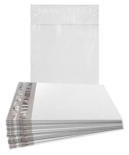 ABC 100 Pack of Returnable Poly Mailers 9