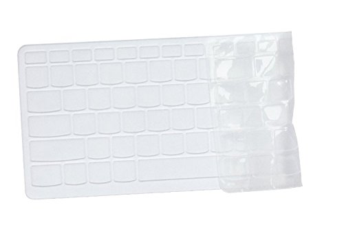 Leze - Ultra Thin Silicone Keyboard Cover Protecto...